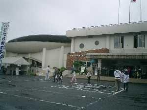揖斐川町中央公民館