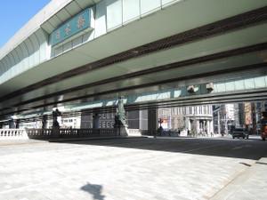 朝の日本橋